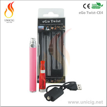 EGtO-tC Twist E Cig Wholesalees China