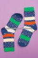 Rafraîchi chaussette confortable avec morceaux pour les enfants/enfants