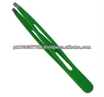 """High Quality Tweezers Sizes 3.5"""",4"""" (www.paragonico.com) Eye Brow Tweezer/ Watch Tweezer/ Stainless Steel Tweezer"""