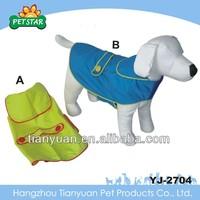 Pet products/dog raincoat