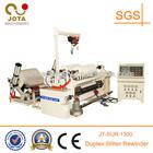 Automatic Surface Electric Motor Control Foil Cutting Machine, Cigarette Paper Rolling Machine, Thin Paper Slitting Machine