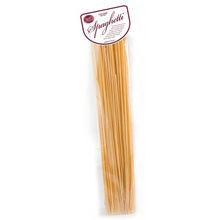 Long pasta: spaghetti, bucatini, ziti