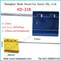 Ajustable de bloqueo de seguridad cable kd-318 sellos sellos del cable