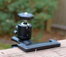 Clamp Holder for Canon Nikon Digital Camera / Camcorder photograph