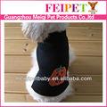 perro de halloween suéters patrón de calabaza de halloween perro suéter para animales domésticos
