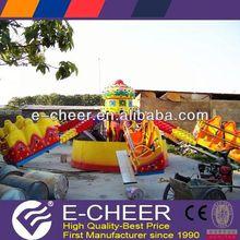Amusement park rides KungFu Panda jumping machine rides for sale!