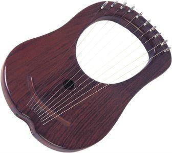 Fabricantes e exportadores de lyra harpa, harpa celta, mini harpa,