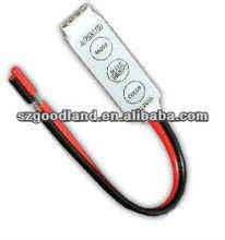 high quality R101 Mini 3-Key RGB LED controller