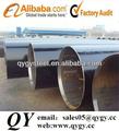 de gran diámetro y espesor de pared de acero sin soldadura de tuberías