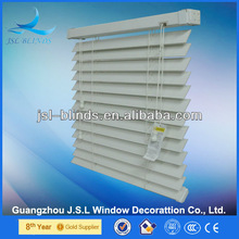 Modern Smooth surface Faux wood blinds
