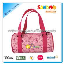 Fashion fancy dance competition kids travel bag