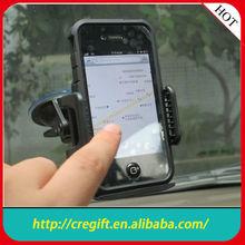 Truck accessory GPS smart phone holder