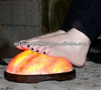 feet detox lamps of Himalayan rock salt
