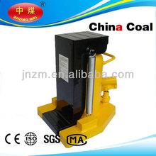 Claw type hydraulic jacks (hydraulic track jack) manual toe jack