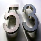 3D decorative metal sign letters