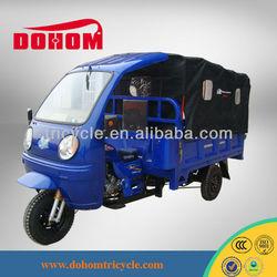 200CC Chongqing vespa 3 wheel triciclo de carga three wheel passenger tricycles