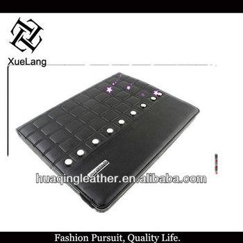 Luxury flip case for ipad 3,New style PU leather case for ipad 3,9.7inch tablet case for ipad 3