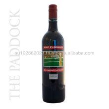 2011 The Paddock Cabernet Sauvignon - Medium Dry Red Wine