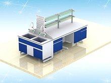 laboratory testing bench