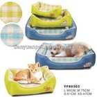 2014 hot sale faux fur pet bed