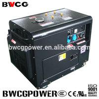 Cheap Promotion! 5 kW 6500 Diesel Generator