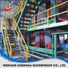 SBS/ APP modified bitumen waterproof membrane machine,building material production line, plant of SBS bitumen rolls
