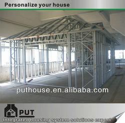 light steel siding houses