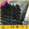Wow!! 6063 6061 Aluminium hollow section round/black anodized finish aluminium tubing/aluminum piping factory/manufacturer/OEM