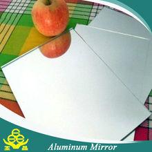 best selling aluminum mirror sheet,cheap large mirror sheet,mirror with aluminum back