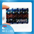 Lámina de estampación en caliente de la tarjeta de plástico/la impresión en offset