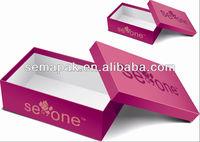 high quality super cheap cardboard paper shoes box