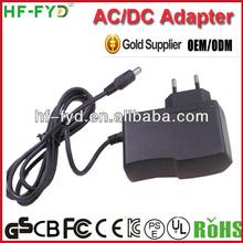 AC DC 12v 1.25a power adapter 5v 6v 9v 12v 24v 36v 48v 500ma 600ma 0.5a 1a 1.25a 1.5a 2a 2.5a 3a 4a 12v 1.25a power adapter