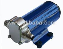 10.5 GPM (40 LPM) Gear Pump 12V or 24V. Diesel Fuel or Water Transfer