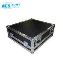 "Numark iCD MIX 2 Flight case 19"" Rack mounted iCDMIX 2 amp/mixer rack flight case"