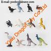 funny & beautiful plastic kids toys,bird toys