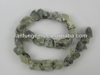 Natural Green Garnet for jewelry making