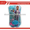 nueva llegada de bonito barato juguetesparabebés muñeca de moda