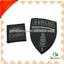 velcro name badge