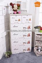 household product plastic drawer/ Drawer Storage Cabinet /Waterproof antifouling,Durable