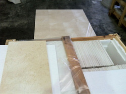 Crema Unico Polished Marble 30x60x1.5cm