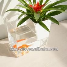 acrylic fish bowl ornament