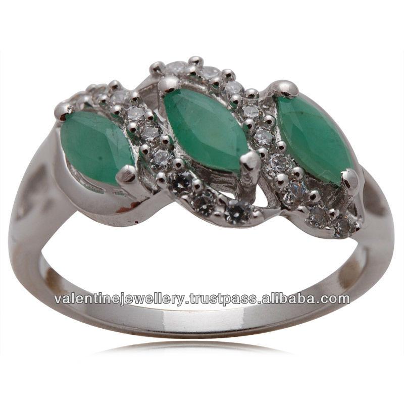 Designer Finger Ring From Manufacturer Indian Silver Ring