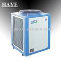 Calor da fonte de ar aquecedor de água da bomba