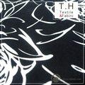 nuevo 2013 tutú de tul de tul de nylon tejido de malla de la geometría estilo de la flor