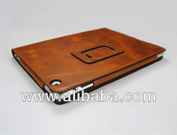 Leather Tablet Smart Cover