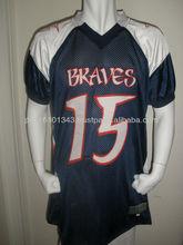 Braves Mesh american football uniform