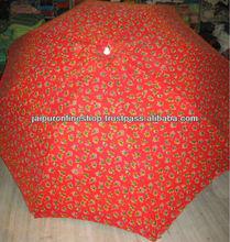 Garden outdoor pasasol / Patio sun umbrella / offset outdoor handheld umbrella