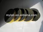 high quality black foam / sponge epdm square rubber strip 5x50mm