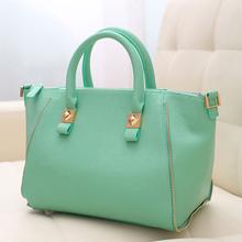 ladies' bag 2015 fashion bags ladies handbags famous brand tote bags A189