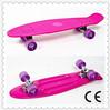 27x8'' Newly Honeycomb Design Customized Plastic Penny Nickel Skateboards Mini Cruiser